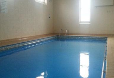 swimming pool at Bodywise Ladies Bolton