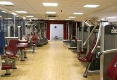 Everyone Active Vale Farm Sports Centre Image 1 of 6