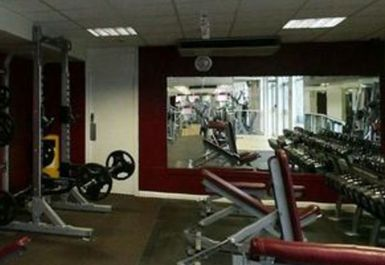 Everyone Active Vale Farm Sports Centre