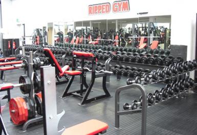Ripped Gym