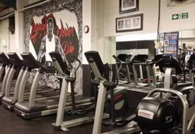 Ripped Gym Image 7 of 10