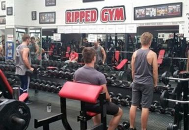 Ripped Gym Image 9 of 10