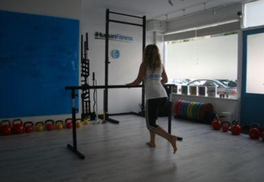 iHuman Fitness - The Box