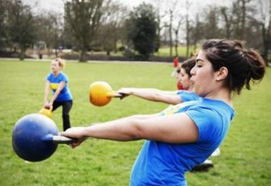Urban Athletes - Clapham Common Image 2 of 5