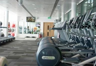Everyone Active Aqua Vale Swimming and Fitness Centre