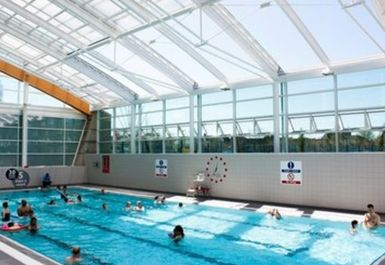 Everyone Active Aqua Vale Swimming and Fitness Centre Image 6 of 6