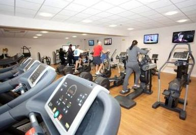 Rolls-Royce Leisure Fitness Centre Image 3 of 6