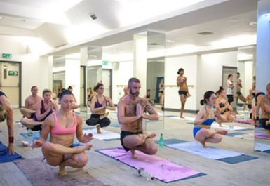 Hot Yoga Society Image 2 of 8