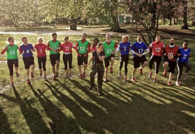 British Military Fitness Ravenscourt Park Image 1 of 6