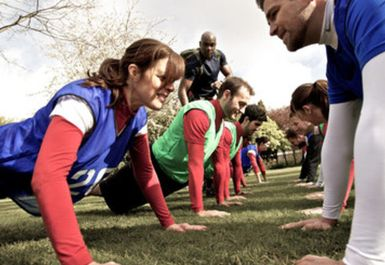 British Military Fitness Ravenscourt Park Image 3 of 6
