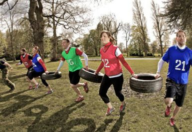 British Military Fitness Wandsworth Park (Putney) Image 4 of 6