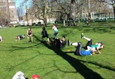 G8 Fit - Coram's Fields Image 1 of 6