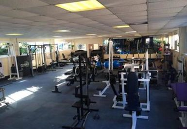 Fusion Fitness Gym