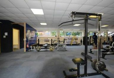 Fusion Fitness Gym Image 4 of 6