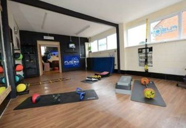 Fusion Fitness Gym Image 6 of 6