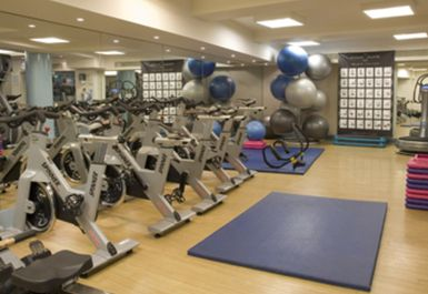 EXERCISE BIKES AT K SPA LONDON