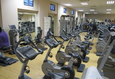 exercise bikes at Kings Hall Leisure Centre london