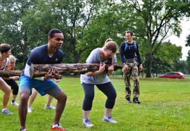 London Military Bootcamp - Clapham Common Image 1 of 2