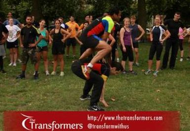 The Transformers - Hyde Park Image 2 of 4