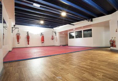 MATTED AREA AT ARROW VALLEY HEALTH CLUB REDDITCH