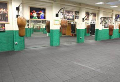 Pat Benson Boxing Academy