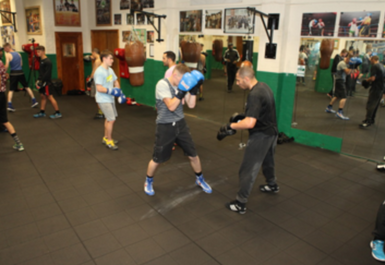 Pat Benson Boxing Academy Image 5 of 5