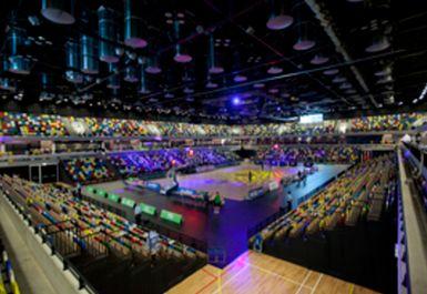 Copper Box Arena Image 1 of 2