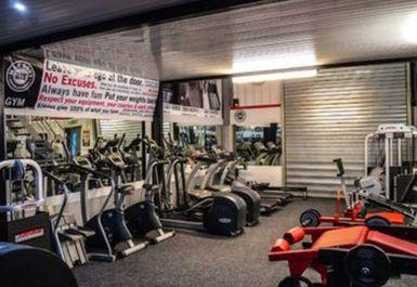 cardio equipment @ Mas Body Gym Middlesbrough