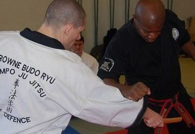 Kempo Jujitsu Self Defence- Dolphin Square Fitness Club Image 2 of 5