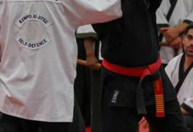 Kempo Jujitsu Self Defence - City of London Academy Image 2 of 5