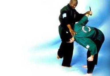 Kempo Jujitsu Self Defence - City of London Academy