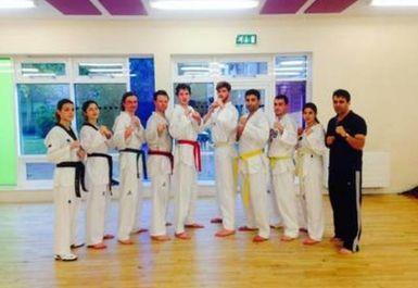 Karoon Taekwondo group class