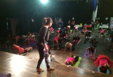 Latin Soul Dance & Fitness - insanity class