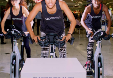 Groovecycle - Reebok Sports Club Image 4 of 5