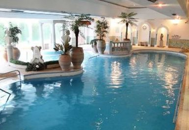 Swimming Pool at Waves Health & Leisure Club Mickleover Court, Derby