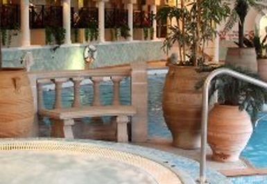 Jacuzzi at Waves Health & Leisure Club Mickleover Court, Derby
