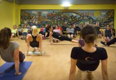 Swedish fit workout