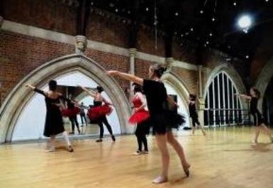 Dancers Health lesson