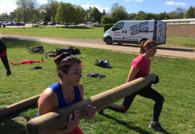 Regiment Fitness bootcamp
