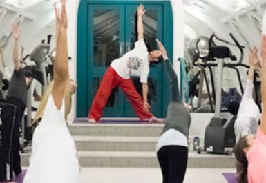 Creative Yoga London - class