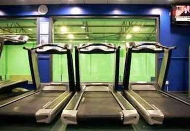 treadmills at The Beacon Sports Centre and Theatre