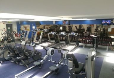 Evreham Sports Centre Image 1 of 5
