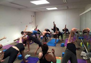Twisted Yoga