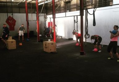 Crossfit Northern Soul