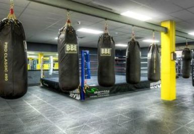 Underground Gym Image 6 of 9