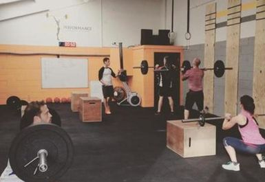 Smart Performance Crossfit - Worthing