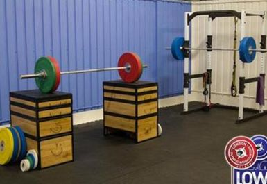 London Olympic Weightlifting  Academy Image 2 of 4