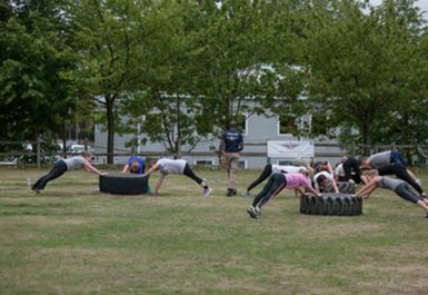 Para Fit UK - Salisbury Image 2 of 6