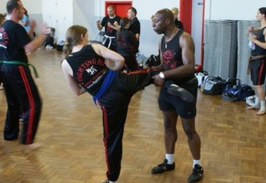 Fighting Fit - Wimbledon Image 2 of 4