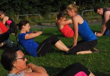 Motiv8 Personal Trainers - Heaton Mersey Common